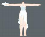 Blender2.8でアバターの頭と身体を入れ替える