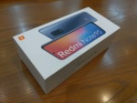 Redmi Note 9S 6GBモデルを買った